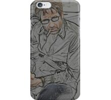 Californication - Hank Moody iPhone Case/Skin