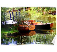 The Wooden Boats Poster