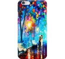 Oil Painting 1 iPhone Case/Skin