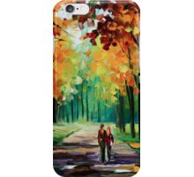 Oil Painting 2 iPhone Case/Skin