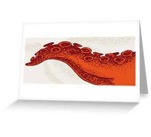 Le Tentacule  Greeting Card