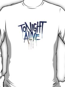 tonight alive galaxy T-Shirt