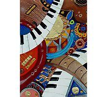 Musical Ensemble Photographic Print