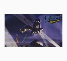 Sly Cooper Thieve In Time by dragonkiller139