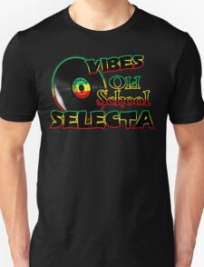 Vibes old school selecta T-Shirt