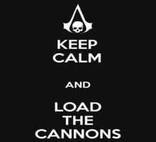 Load the Cannons by Cdanvers