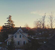 Wintry Morning by Govinda