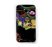 Psychedelic picture Samsung Galaxy Case/Skin