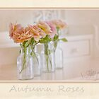 Autumn Roses  by SandraRos