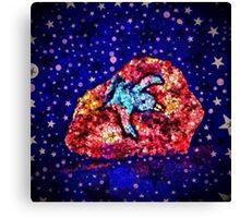My Favorite Asteroid Canvas Print