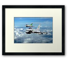 100 Years of 3 Squadron Framed Print