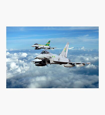100 Years of 3 Squadron Photographic Print