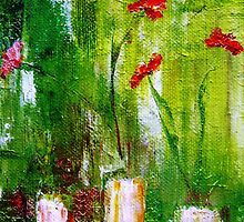 Floral paintings for mothers day  by artistpixi