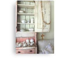 Shabby Chic Boutique Canvas Print