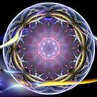 Mandala 40 by Karl Eschenbach