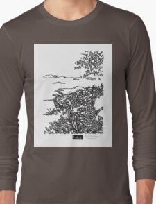LINE : Vision, The Lake Long Sleeve T-Shirt