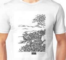LINE : Vision, The Lake Unisex T-Shirt