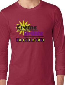 Creme Brulee Long Sleeve T-Shirt