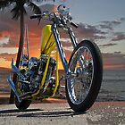 Retro Chopper III by DaveKoontz
