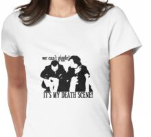 #SheriartyLives Womens Fitted T-Shirt