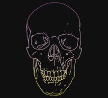 Bright Skull Kids Clothes