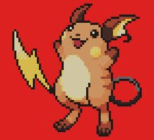 Pokemon - Raichu Sprite Kids Clothes