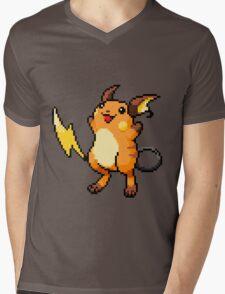Pokemon - Raichu Sprite Mens V-Neck T-Shirt