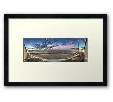 landscape panorama Framed Print