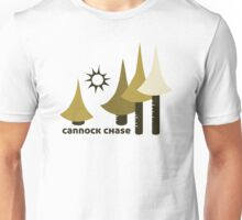 Wyld Cannock Chase Forest (in twig) Unisex T-Shirt