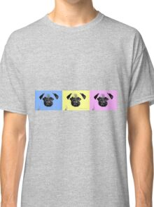 mops puppy trilogy Classic T-Shirt