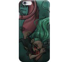 Gunmetal Mermaid iPhone Case/Skin