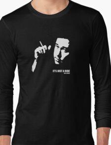 Bill Hicks It's Just A Ride T-shirt Long Sleeve T-Shirt