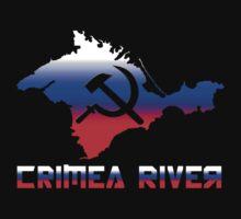 Crimea River Russian Flag by Jay5