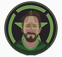 Achievement Hunter Geoff Ramsey Hunting Leader by FloppyNovice