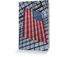 Johns F. Kennedy Memorial & Museum Greeting Card