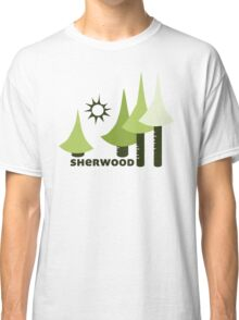 Wyld Sherwood Forest t-shirt (in leaf) Classic T-Shirt
