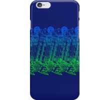 Stereographic who iPhone Case/Skin