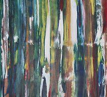 Falcon's Wood 2 by Bill Casey by Bill Casey
