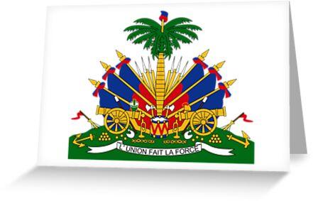 Coat of Arms of Haiti  by abbeyz71