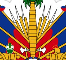 Coat of Arms of Haiti  Sticker