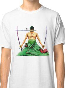 Roronoa Zoro 2 years  Classic T-Shirt