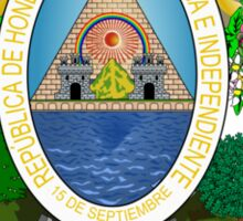 Coat of Arms of Honduras  Sticker