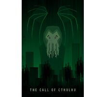 Call of Cthulhu  Photographic Print