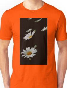 Falling Daisies Unisex T-Shirt
