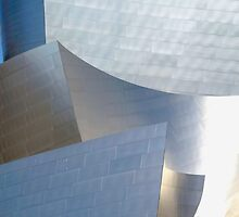 Walt Disney Concert Hall by lebencivengo