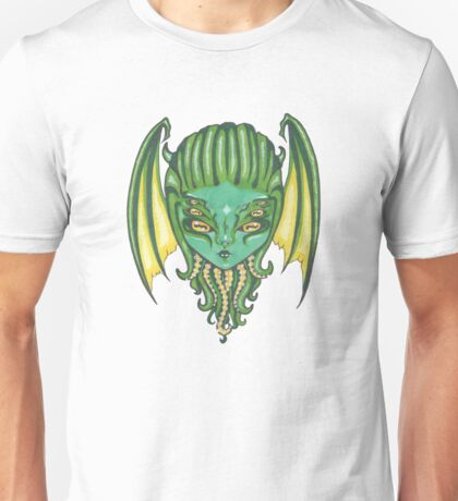Cthulu: Beauty from the Deep Unisex T-Shirt