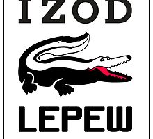 Izod Lepew by Marcus-Rufus