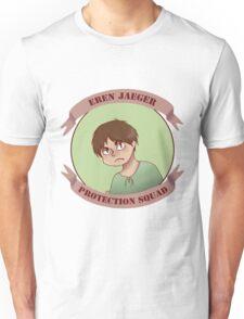Eren Jaeger Protection Squad Unisex T-Shirt
