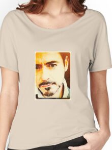 RDJ in Sepia  Women's Relaxed Fit T-Shirt