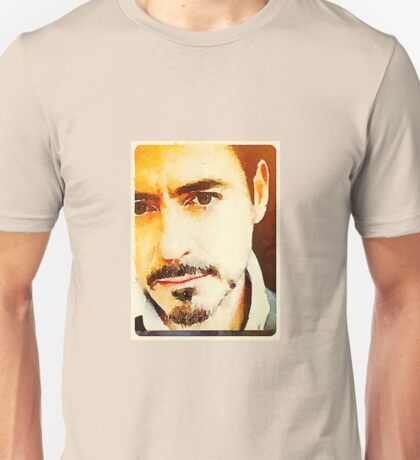 RDJ in Sepia  Unisex T-Shirt